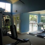 Advenir at Town Centre Apartment Fitness Center