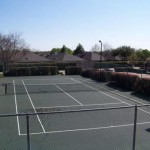 Advenir at Town Centre Apartment Tennis Court