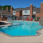 Amberly Village Apartment Pool View