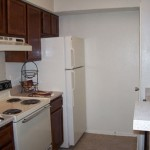 Boulders Apartment Kitchen