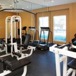Boulders Apartments Exercise Room