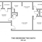 Boulders Apartments Floor Plan