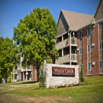 Valley Creek Apartments Building View