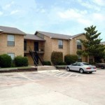 Country Club Condominiums Apartment Building view
