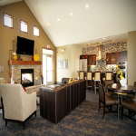 Valley Creek Apartments Family Room