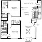 Gateway Place Apartment Floor Plan