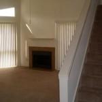 Hubbard's Ridge Apartment Stair View