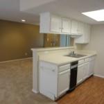 Lake Meadows Apartment Kitchen