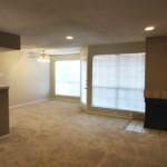 Lake Meadows Apartment Living Room