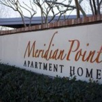Meridian Pointe Apartment Entrance