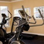 Meridian Pointe Apartment Fitness Center