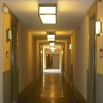 Oaks 5th Street Crossing Apartment Corridor
