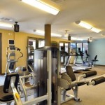 Oaks 5th Street Crossing Apartment Fitness Center