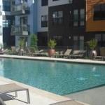 Oaks 5th Street Crossing Apartment Pool