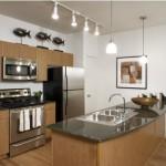 Parkside at Firewheel Apartment Kitchen