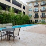 Parkside at Firewheel Apartment Pool View