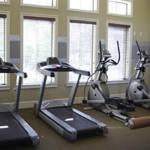 Savoy of Garland Apartment Fitness Center