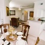 Sevenoaks Apartment Dining Area