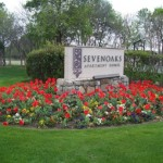 Sevenoaks Apartment Entrance