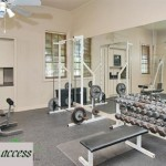 Sevenoaks Apartment Fitness Center
