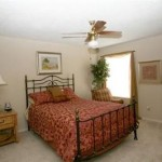 Shiloh Oaks Apartment Bed Room