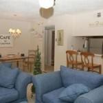 Shiloh Oaks Apartment Living Area