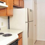 Shiloh Oaks Apartment kitchen