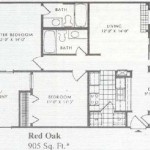 Shiloh Oaks Apartments Floor Plan