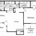 Stoneleigh Place Apartment Floor Plan