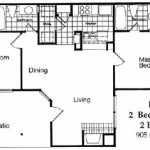Stoneleigh Place Apartment Floor Plan