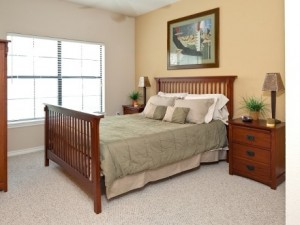 Stoneleigh on Spring Creek Apartment Bed Room