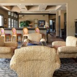 Stoneleigh on Spring Creek Apartment Living Area