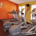 The Arts Apartment Fitness Center