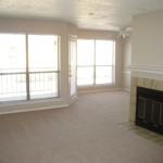 The Arts Apartments Living Room