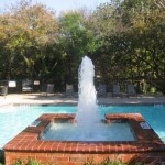The Retreat at Spring Park Apartment Fountain